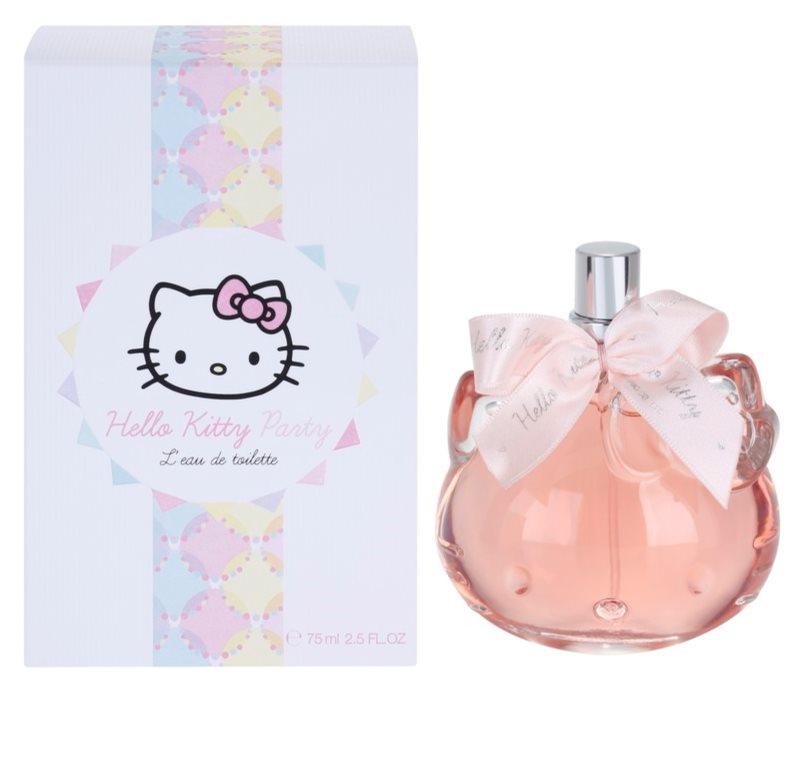 Koto Parfums Hello Kitty Party Eau De Toilette For Women 75 Ml