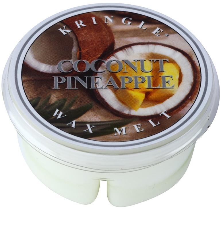 Kringle Candle Coconut Pineapple, Wax Melt 35 g | notino.co.uk