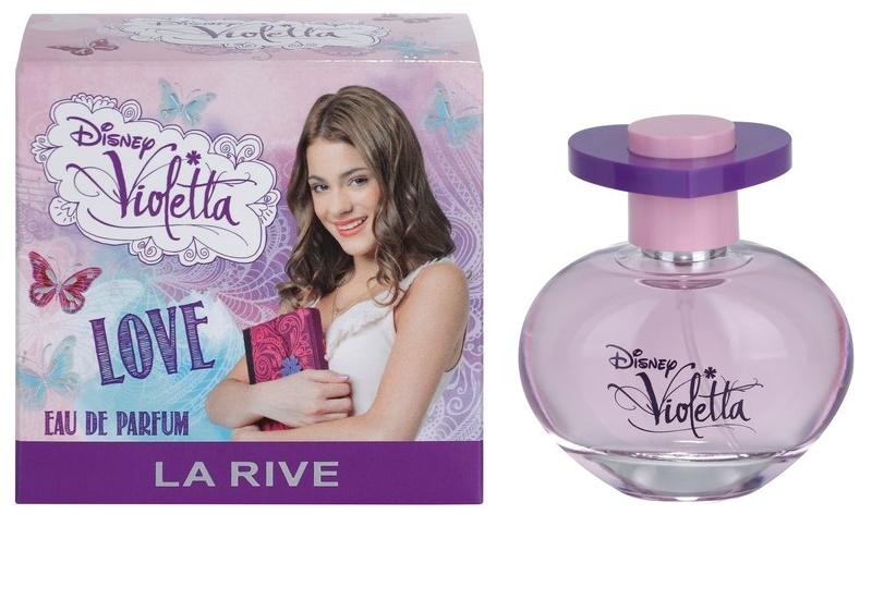 La Rive Disney Violetta Love Eau De Parfum For Women 50 Ml Notino