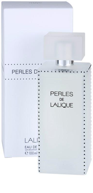 lalique perles de lalique eau de parfum for women 100 ml. Black Bedroom Furniture Sets. Home Design Ideas