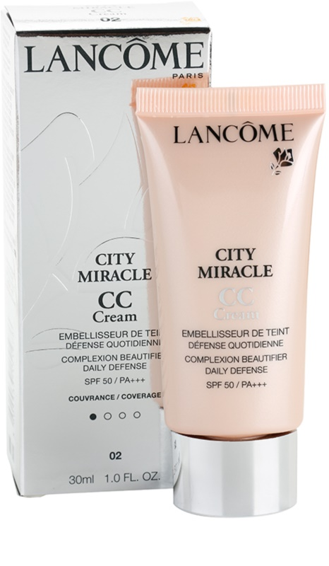 Lancome cc cream