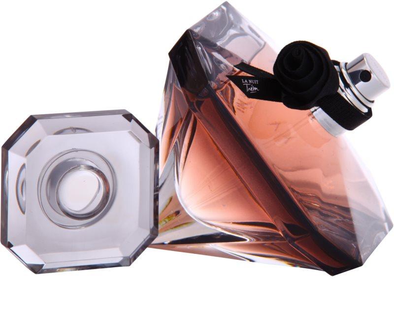 3ad7f8f4b ... Lancôme La Nuit Trésor eau de parfum Tester para mulheres 1