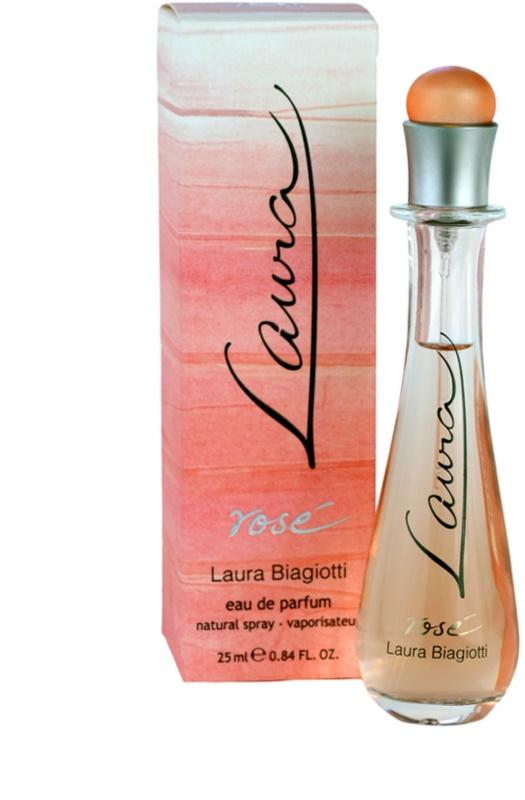 laura biagiotti laura ros eau de parfum for women 25 ml. Black Bedroom Furniture Sets. Home Design Ideas