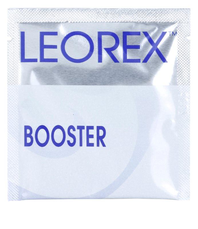 leorex booster gesichtsmaske gegen falten