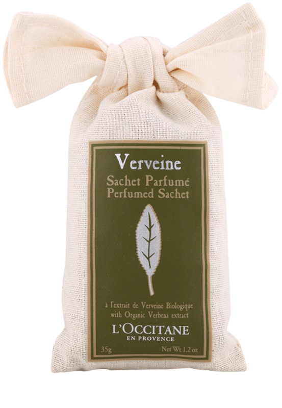l 39 occitane verveine parfum de linge pour femme 35 g. Black Bedroom Furniture Sets. Home Design Ideas