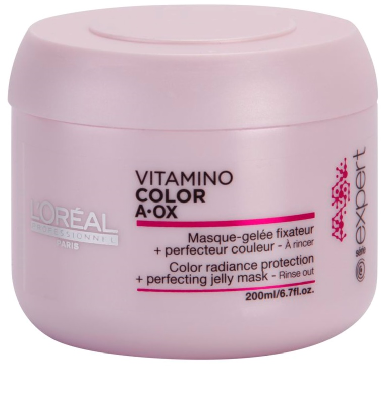 b584a1179 L'Oréal Professionnel Série Expert Vitamino Color AOX máscara regeneradora  para cabelo pintado