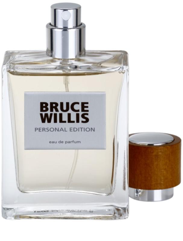 LR Bruce Willis Personal Edition Eau de Parfum Man 50ml