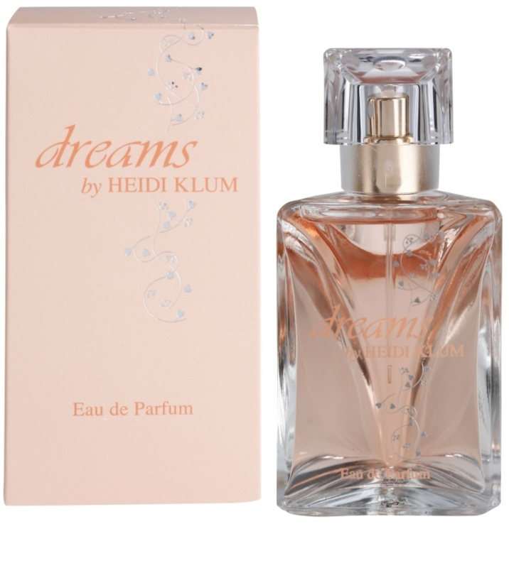 lr heidi klum dreams eau de parfum f r damen 50 ml. Black Bedroom Furniture Sets. Home Design Ideas