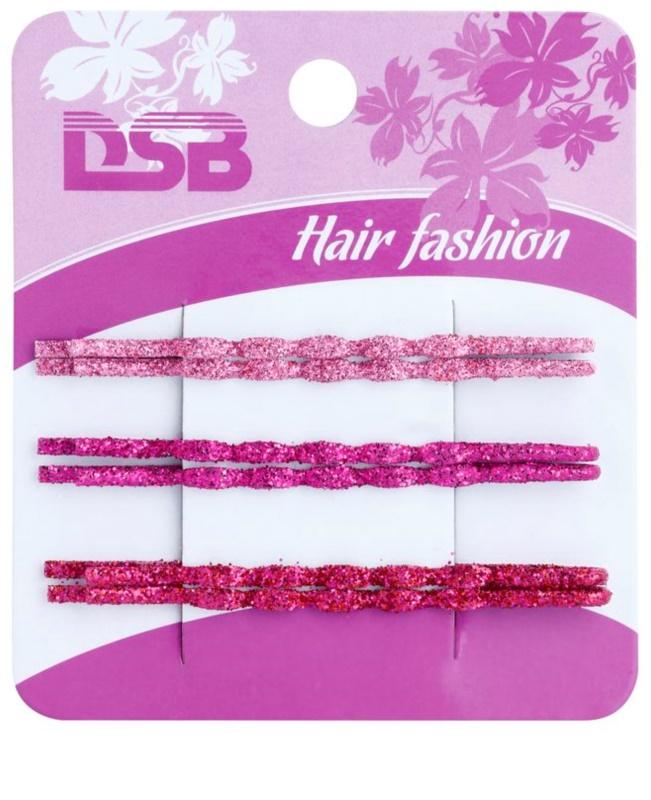 Magnum Hair Fashion klasické barevné pinety do vlasů se třpytkami 11b2b7eb9c