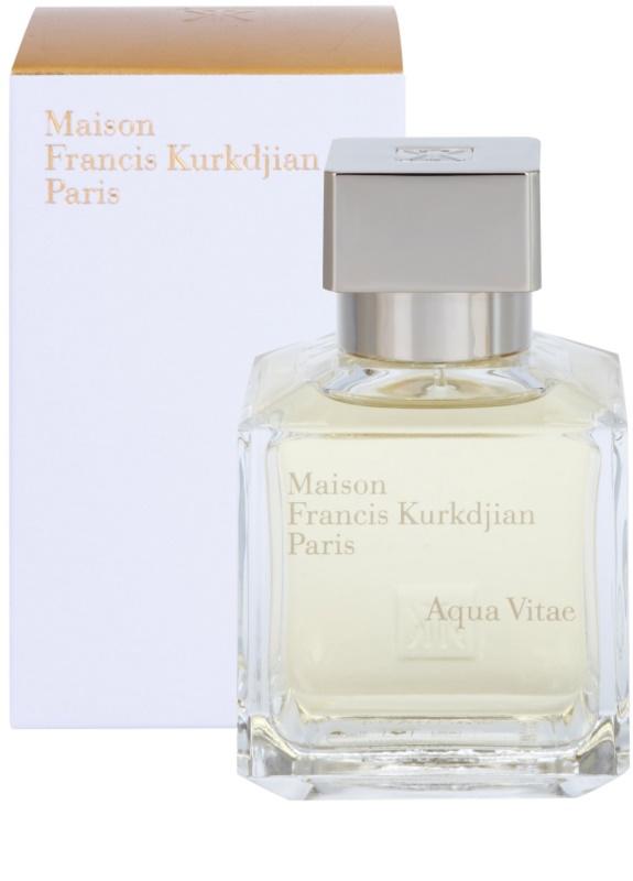 Maison francis kurkdjian aqua vitae woda toaletowa unisex for Aqua vitae maison francis kurkdjian