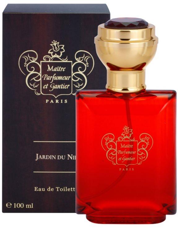 Maitre parfumeur et gantier jardin du nil woda toaletowa for Jardin du nil red wine