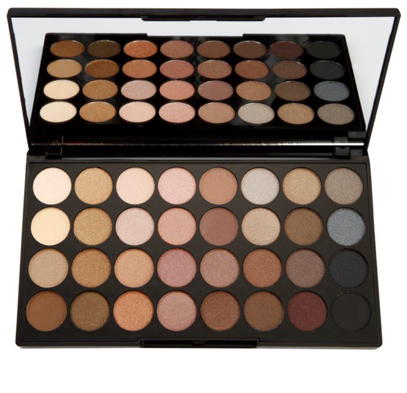 makeup revolution beyond flawless palette mit lidschatten. Black Bedroom Furniture Sets. Home Design Ideas