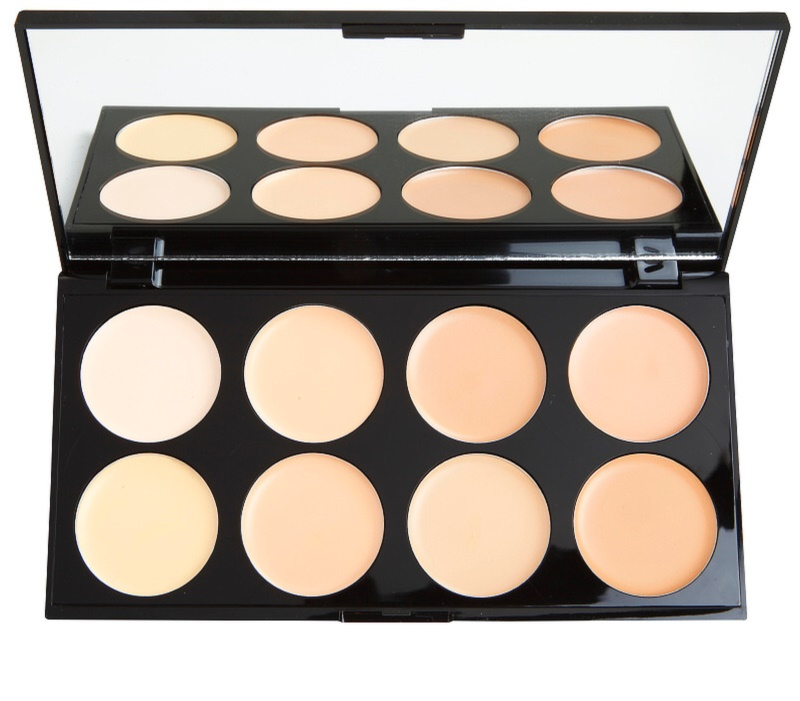 MAKEUP REVOLUTION COVER & CONCEAL Concealer Palette | notino.co.uk