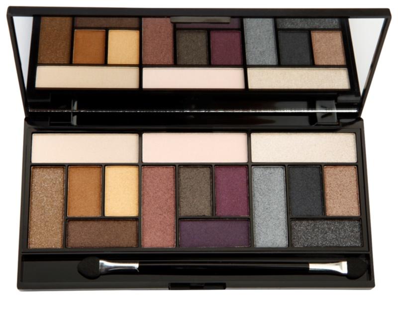 makeup revolution pro looks big love palette mit. Black Bedroom Furniture Sets. Home Design Ideas