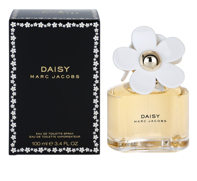 marc jacobs daisy eau de toilette f r damen 100 ml. Black Bedroom Furniture Sets. Home Design Ideas