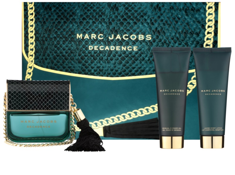 Marc Jacobs Decadence, Gift Set I.   notino.co.uk 55ea2b8b0256