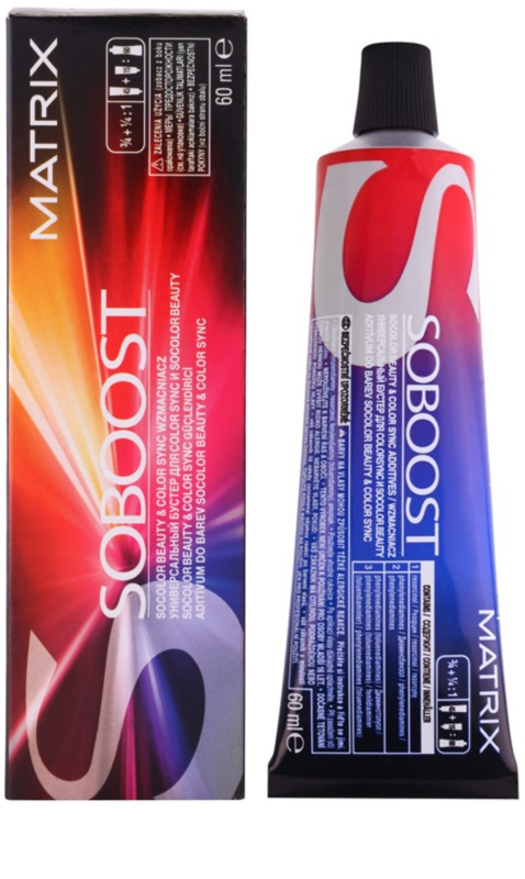 Matrix Soboost Socolor Colorsync Additives Hair Color Notino