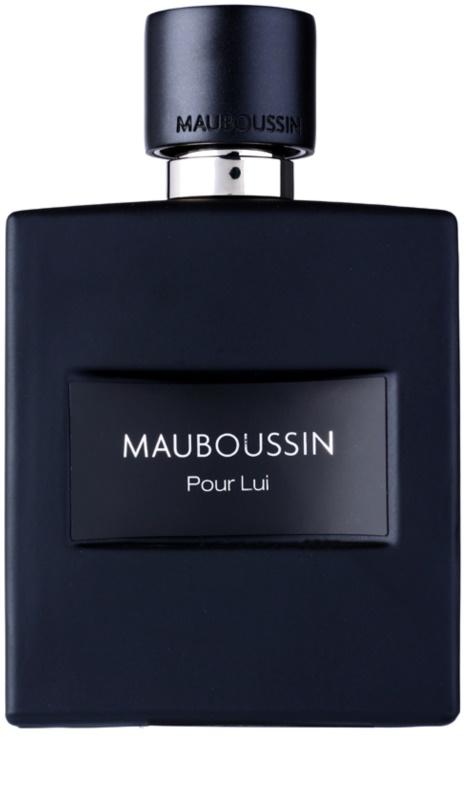 Mauboussin Mauboussin Pour Lui In Black Gift Set I Notinofi
