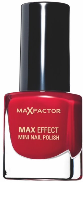 MAX FACTOR MAX EFFECT esmalte de uñas | notino.es