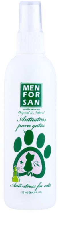 menforsan original natural anti stressspray f r katzen. Black Bedroom Furniture Sets. Home Design Ideas