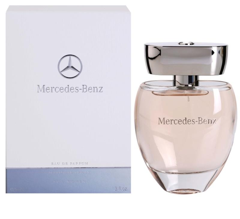 Mercedes benz mercedes benz for her eau de parfum for for Mercedes benz perfume price