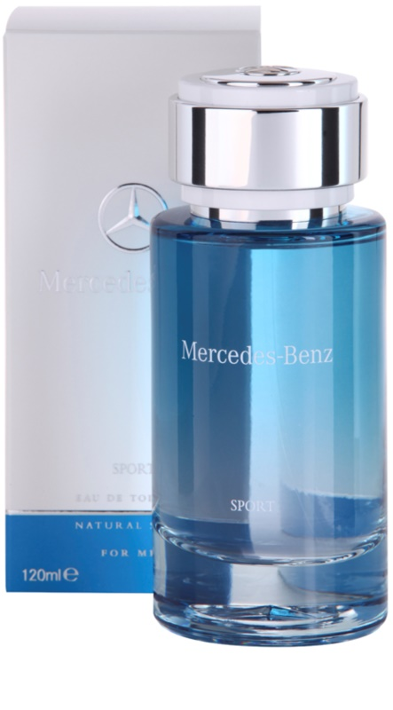 mercedes benz sport eau de toilette f r herren 120 ml. Black Bedroom Furniture Sets. Home Design Ideas