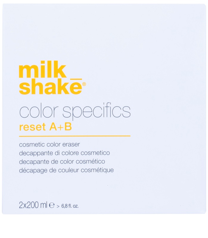 ... Milk Shake Color Specifics odstraňovač farby z vlasov 1 669a83e6674