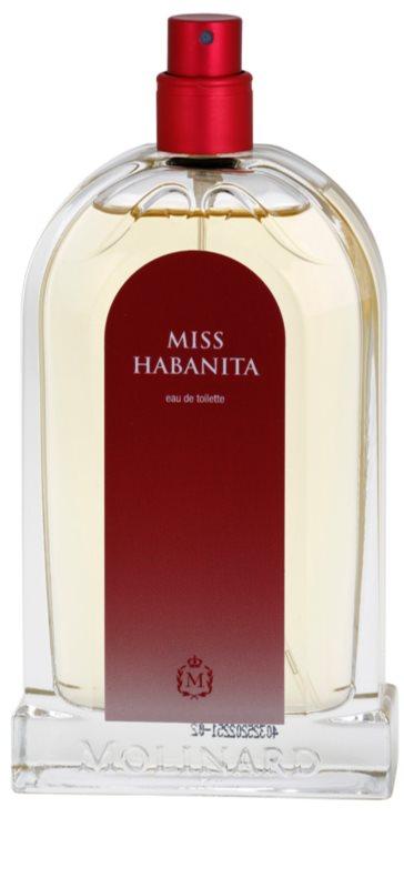 molinard habanita miss habanita eau de toilette for 100 ml notino co uk