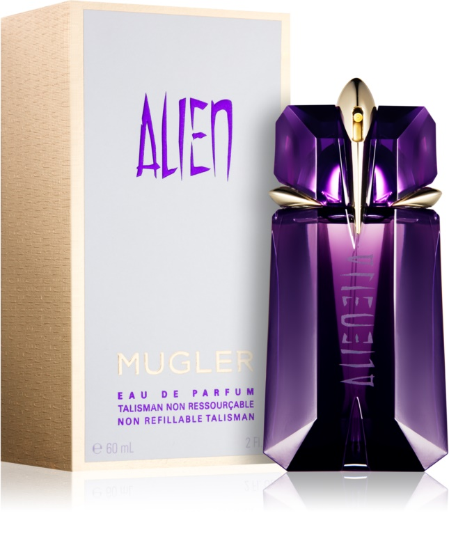 mugler alien eau de parfum f r damen 60 ml. Black Bedroom Furniture Sets. Home Design Ideas