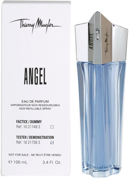 Mugler Angel Eau De Parfum Tester Pentru Femei 100 Ml Notinoro