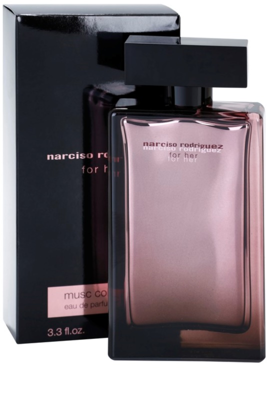 narciso rodriguez for her musc collection intense eau de parfum for women 100 ml. Black Bedroom Furniture Sets. Home Design Ideas