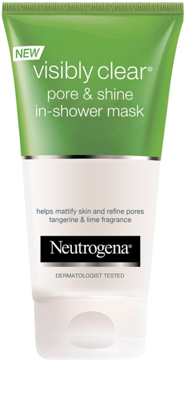 neutrogena visibly clear pore shine masque visage. Black Bedroom Furniture Sets. Home Design Ideas