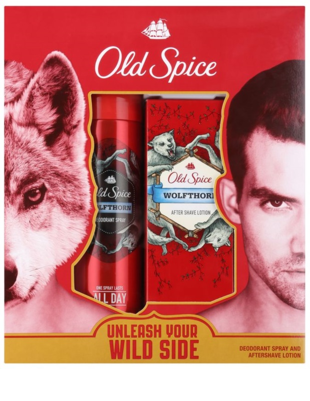 Old Spice Wolfthorn Gift Set