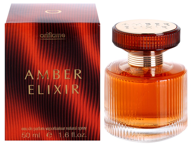Oriflame amber elixir eau de parfum para mulheres 50 ml notino oriflame amber elixir eau de parfum para mulheres stopboris Image collections