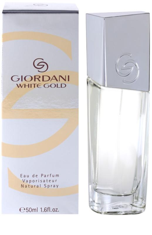 Oriflame Giordani White Gold Eau De Parfum Für Damen 50 Ml Notinode