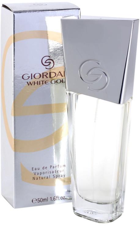 Oriflame Giordani White Gold Eau De Parfum Pentru Femei 50 Ml