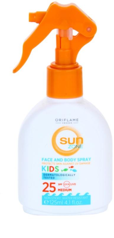 Oriflame Sun Zone Sonnenspray Für Kinder Spf 25 Notinode