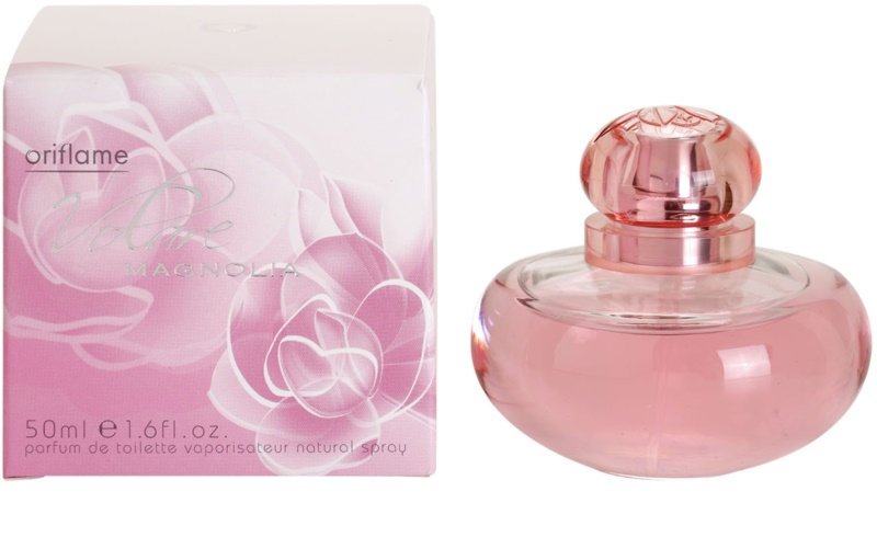 Oriflame Volare Magnolia Eau De Parfum For Women 50 Ml Notinocouk