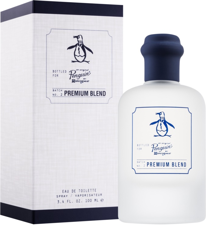 original penguin premium blend eau de toilette for men. Black Bedroom Furniture Sets. Home Design Ideas