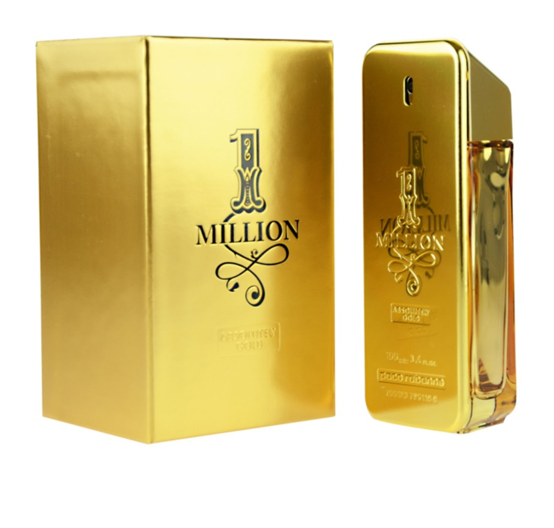 paco rabanne 1 million absolutely gold perfume para