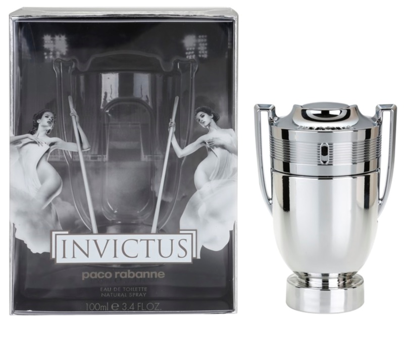 Paco Rabanne Invictus Collectors Edition Eau De Toilette Pentru