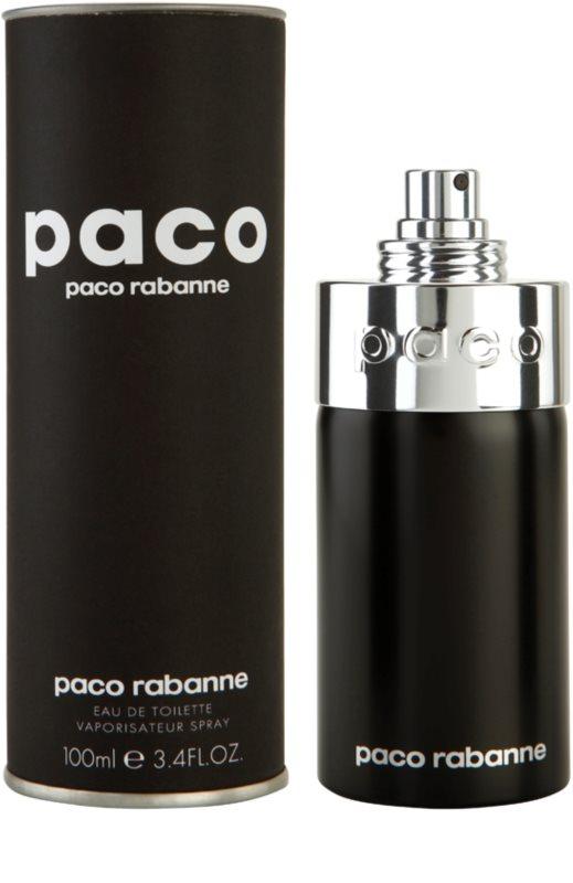 Paco rabanne paco woda toaletowa unisex 100 ml for Paco by paco rabanne