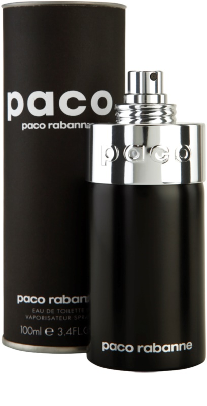 Paco rabanne paco eau de toilette unisex 100 ml notino for Paco by paco rabanne