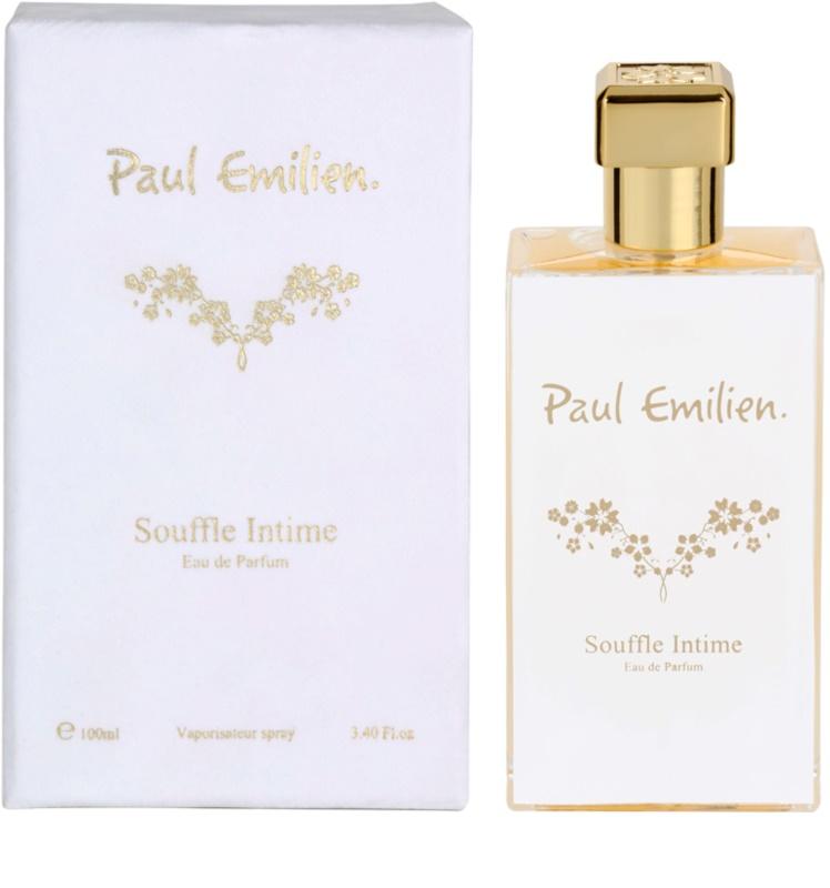 Paul IntimeEau De Parfum Emilien Femme Ml Pour 100 Souffle ED9HI2