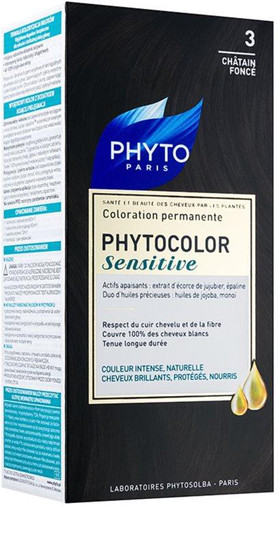 Phyto Color Sensitive Permanent Hair Dye Notino
