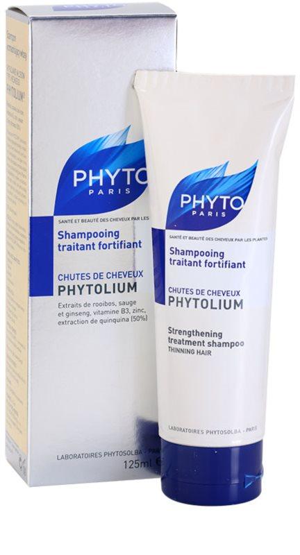 phyto phytolium st rkendes shampoo gegen haarausfall. Black Bedroom Furniture Sets. Home Design Ideas