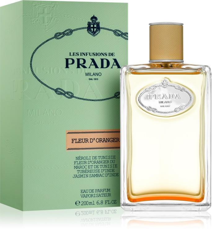 InfusionsInfusion D'orangerEau De Parfum Fleur Mixte Les Prada VpUMzS