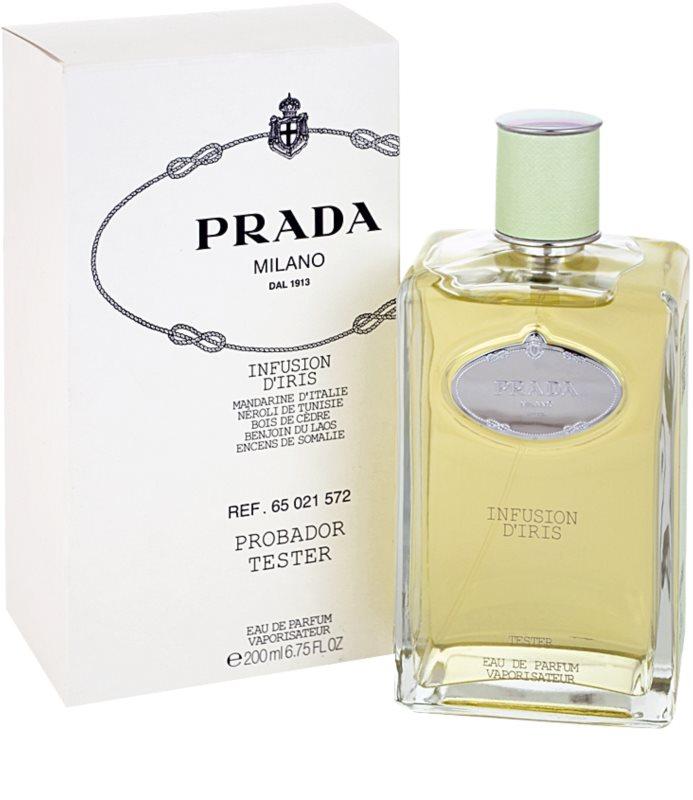 Prada Les Infusions Infusion Diris Eau De Parfum Tester For Women
