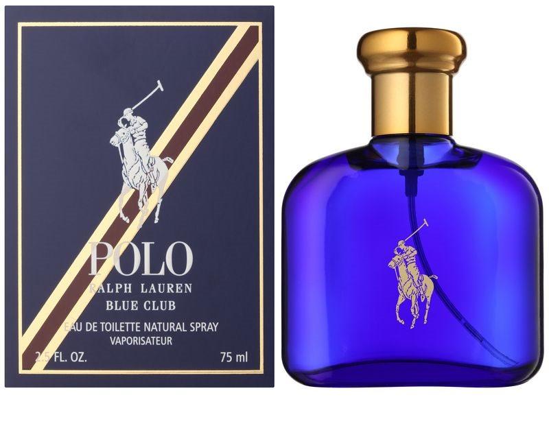 Ralph Lauren Polo Blue Club eau de toilette férfiaknak a492422546