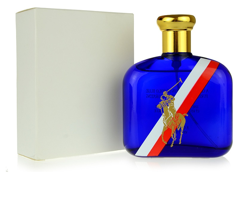Ralph Lauren Polo Red White   Blue eau de toilette teszter férfiaknak 4828dfb9a7